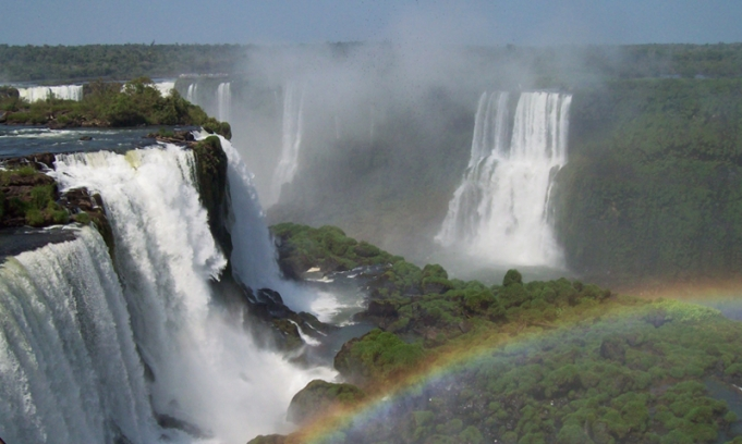 Cataratas Iguazú Ecoturismo: Las 7 Maravillas Naturales del Mundo