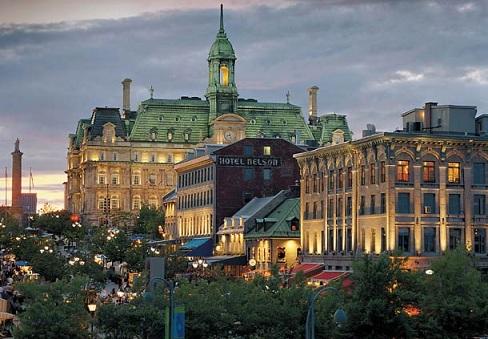Centro histórico Montreal Los mejores destinos turísticos para el 2013