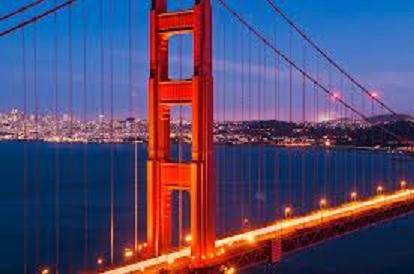 Golden Gate San Francisco Los mejores destinos turísticos para el 2013