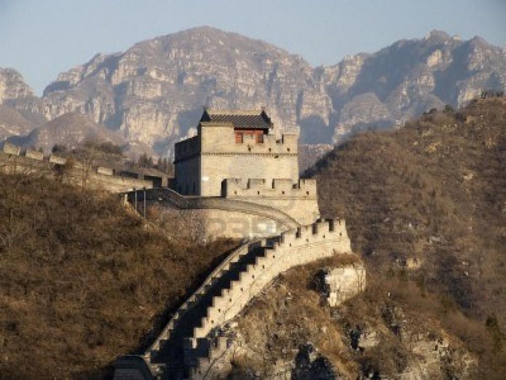 Gran Muralla China Badaling V 1024x768 Conozcamos la Gran Muralla China