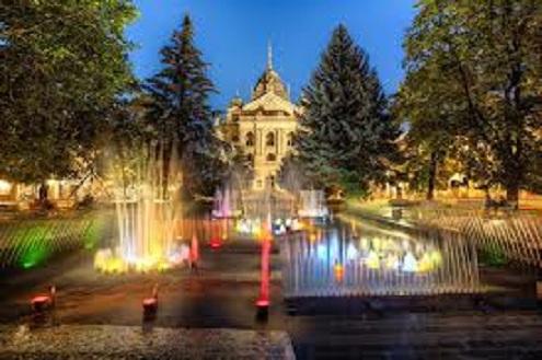 Kosice Eslovaquia Los mejores destinos turísticos para el 2013