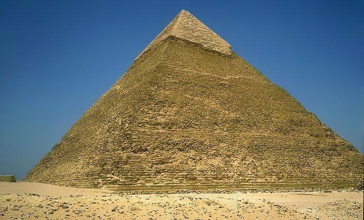 La gran piramide keops Las 7 Maravillas del Mundo Antiguo: legado de la humanidad