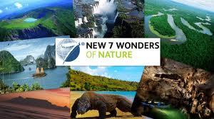 Las 7 Maravillas Naturales del Mundo Ecoturismo: Las 7 Maravillas Naturales del Mundo