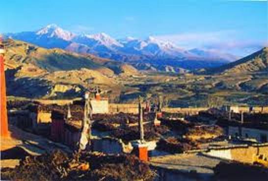 Lo Manthang Mustang Los mejores destinos turísticos para el 2013