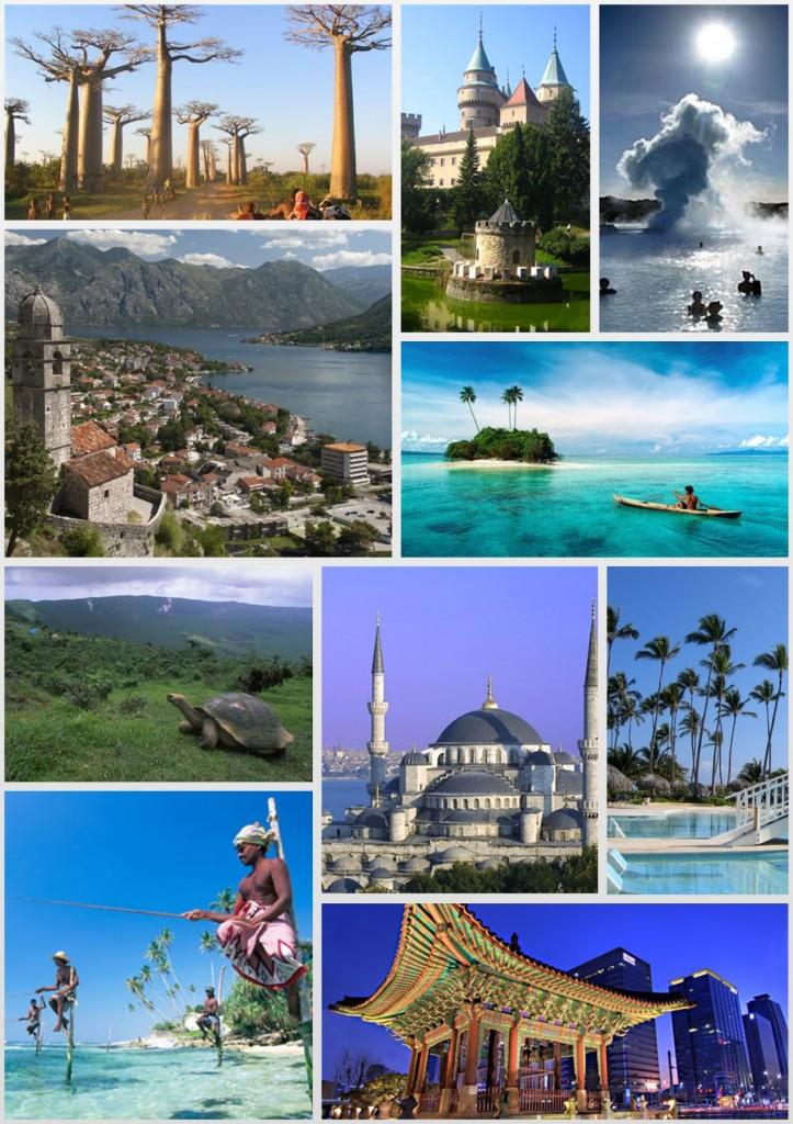 Mejores destinos turísticos 2013 723x1024 Los mejores destinos turísticos para el 2013