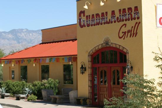 Restaurante Guadalajara Grill Los mejores restaurantes de comida mexicana del mundo