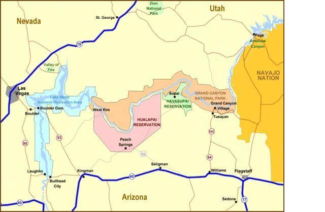 Cañón del Colorado Visita el Cañón del Colorado: una experiencia inolvidable