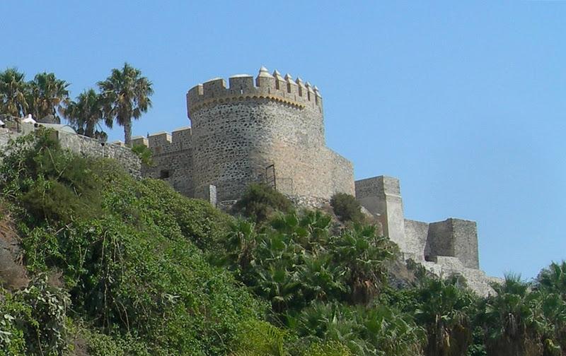 Castillo de San Miguel Almuñécar Almuñécar, la joya de la Costa Tropical granadina