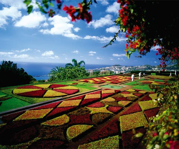 Funchal1 Un hermoso destino turístico: la isla Madeira