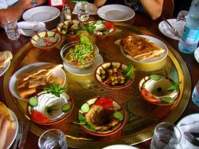 Gastronomia Arabe Las características de la exquisita gastronomía árabe