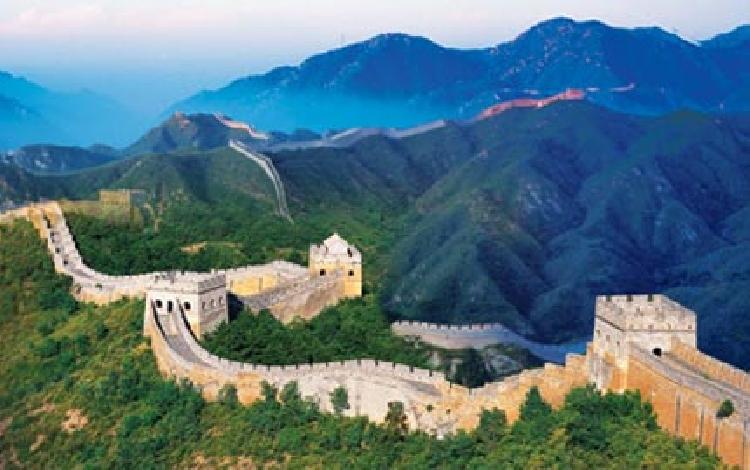 Gran Muralla China Conoce las 7 Maravillas del Mundo Moderno