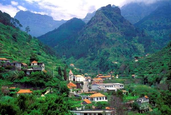 Isla Madeira Un hermoso destino turístico: la isla Madeira