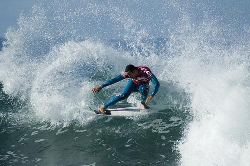 Jeffey Las mejores  playas del mundo para practicar surf