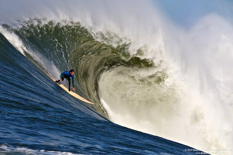 Mavericks Las mejores  playas del mundo para practicar surf