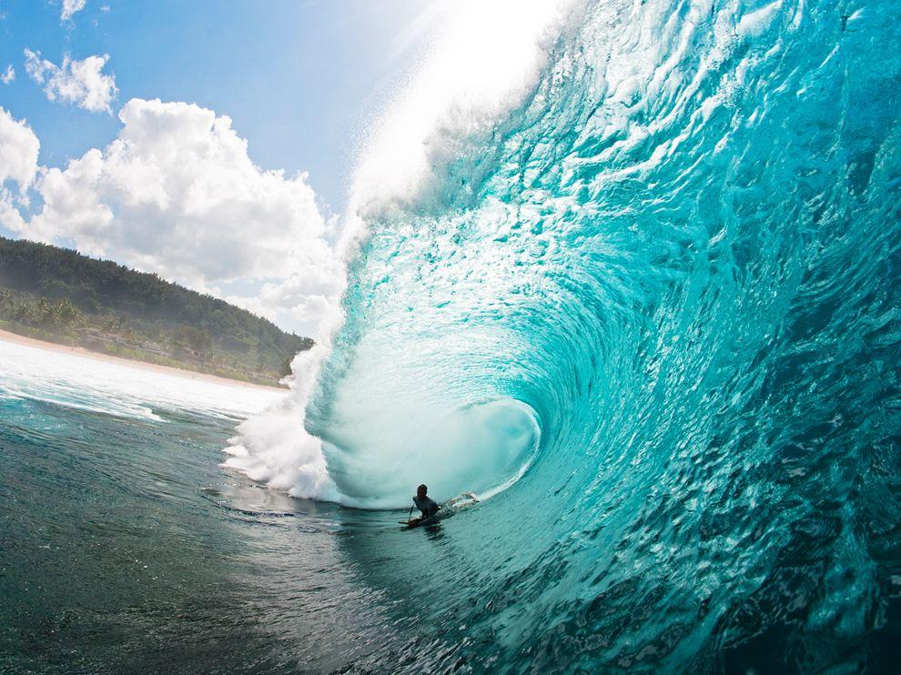 Pipeline Las mejores  playas del mundo para practicar surf