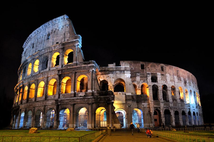 coliseo roma Conoce las 7 Maravillas del Mundo Moderno
