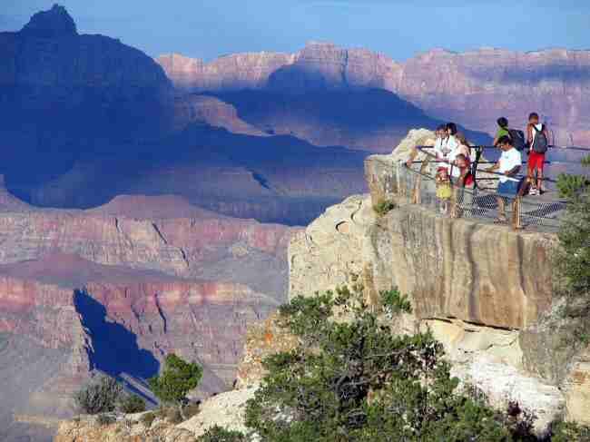 fotos gran canon 009 Visita el Cañón del Colorado: una experiencia inolvidable