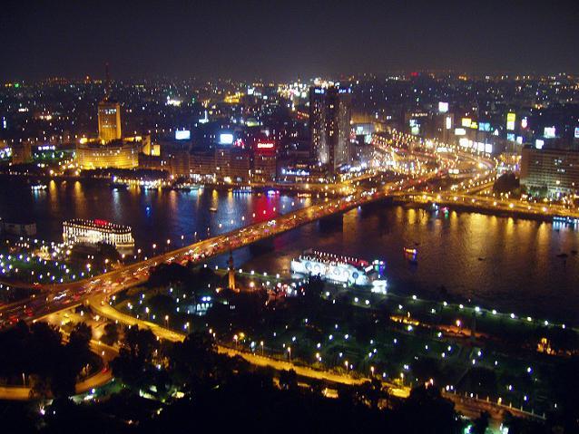 El Cairo by night Conoce Egipto: la cuna de las civilizaciones
