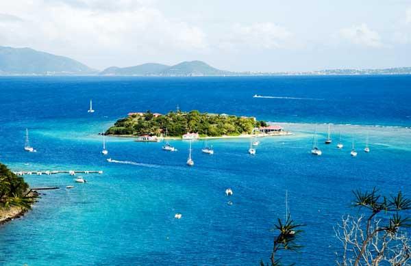 Islas Vírgenes Británicas1 Los mejores lugares para pasar tu luna de miel en el 2013