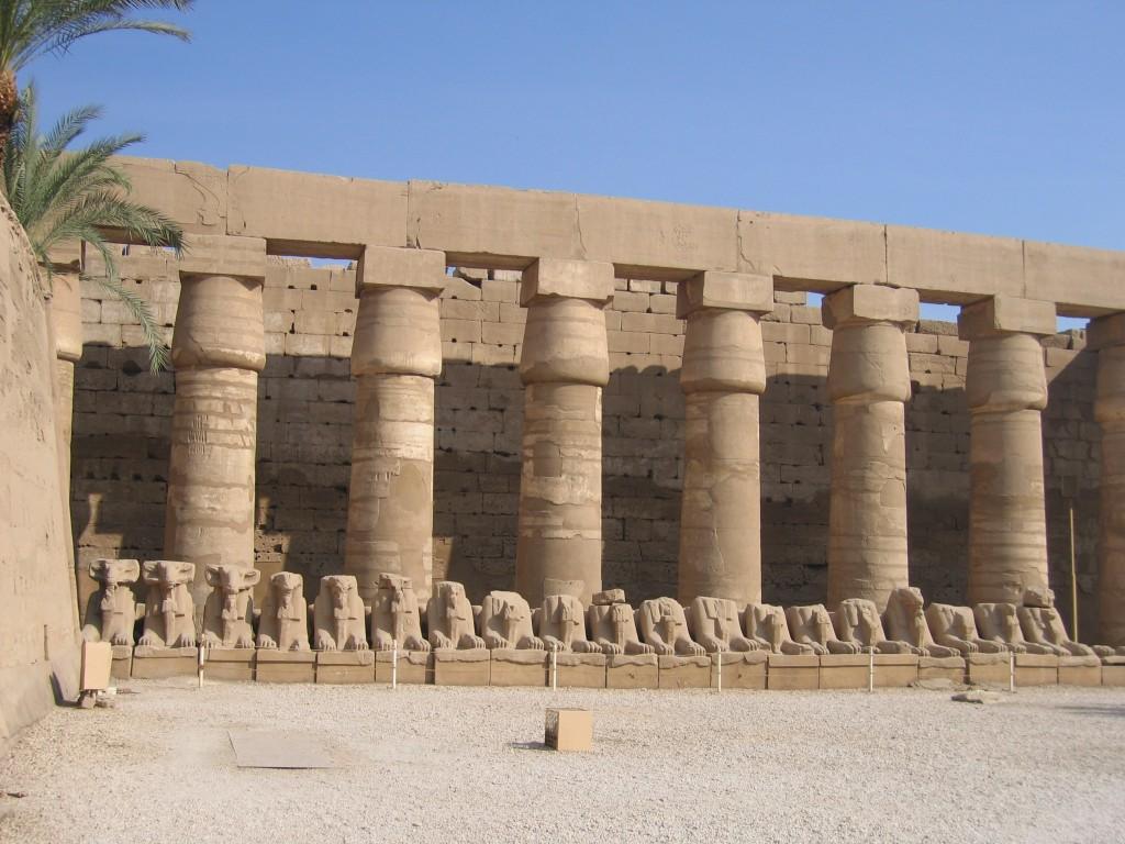 Karnak 1024x768 Conoce Egipto: la cuna de las civilizaciones