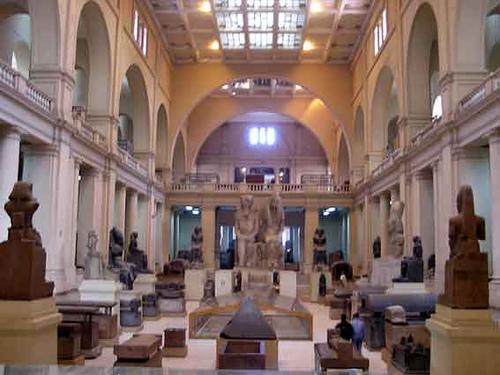 Museo egipcio de antiguedades Conoce Egipto: la cuna de las civilizaciones