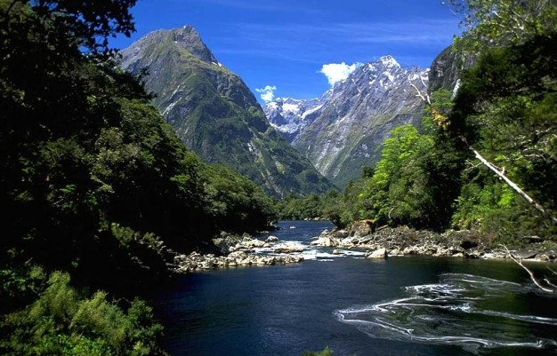 Nueva Zelanda Los mejores lugares para pasar tu luna de miel en el 2013