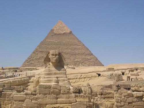 Piramide de Giza Conoce Egipto: la cuna de las civilizaciones