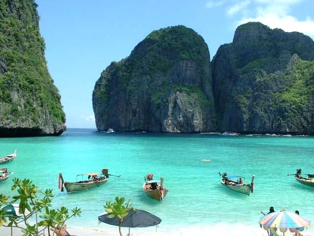 Tailandia Los mejores lugares para pasar tu luna de miel en el 2013