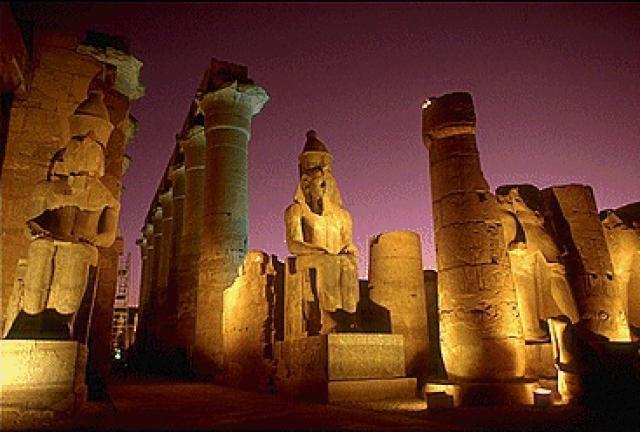 Templo de Luxor1 Conoce Egipto: la cuna de las civilizaciones