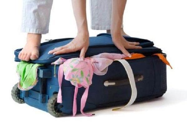 Valija Consejos para hacer una valija para ir de viaje