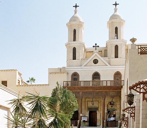 cairo iglesia colgante Conoce Egipto: la cuna de las civilizaciones