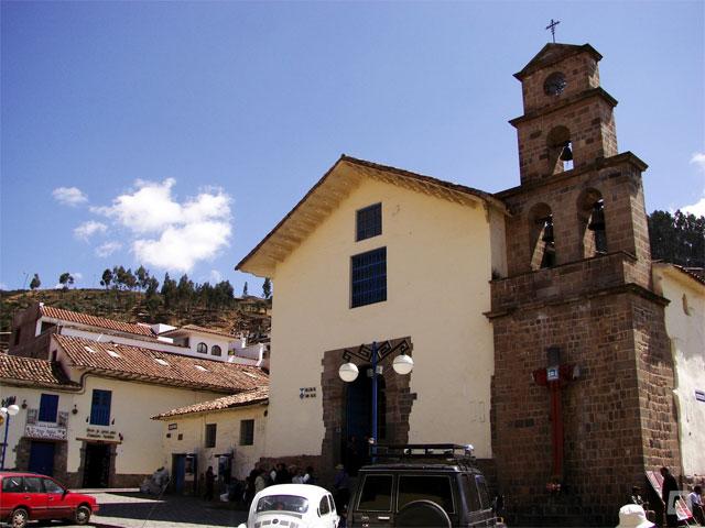 templo san blas cusco  Viajar a Machu Picchu: recomendaciones que debes tener en cuenta