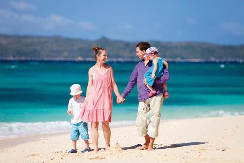 vacaciones2 Consejos para unas placenteras vacaciones en familia