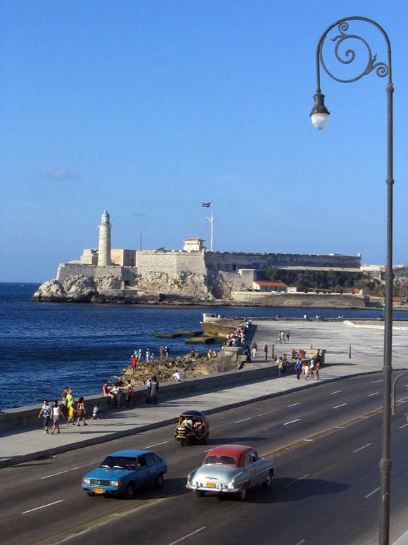 malecon Conociendo La Habana Vieja