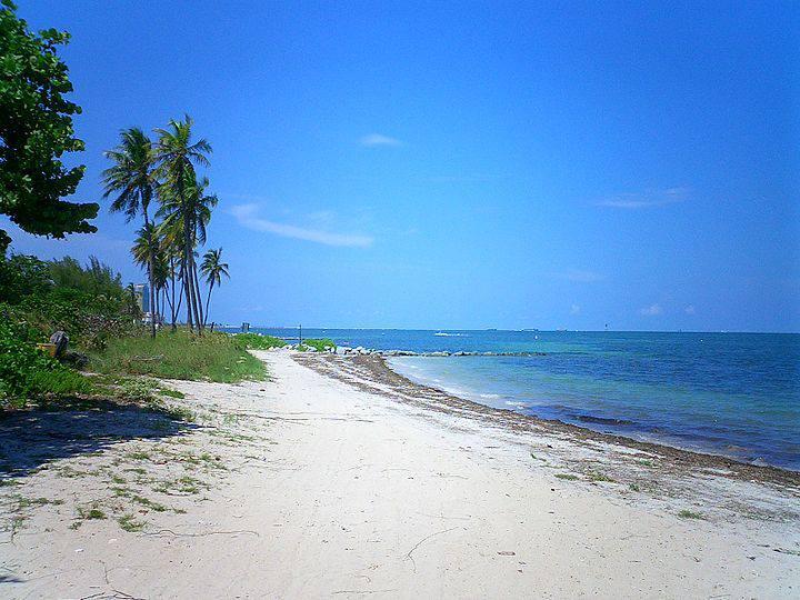 Bill Baggs 3 Las playas más populares de Miami