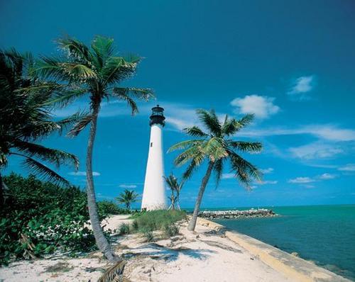 Bill Baggs Cape Las playas más populares de Miami