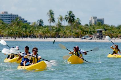 Crandon Park 3 Las playas más populares de Miami