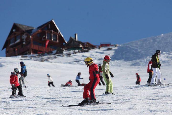 Vacaciones en familia en Bariloche Vacaciones de invierno en familia en Bariloche