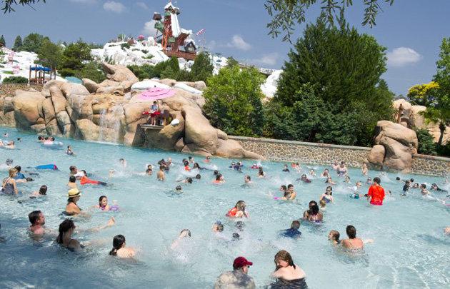 Parque Acuático Disney Blizzard Beach El maravilloso parque acuático Disneys Blizzard Beach