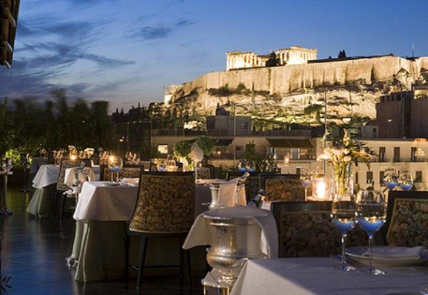 Mejores restaurantes griegos en el mundo1 Los mejores restaurantes griegos del mundo