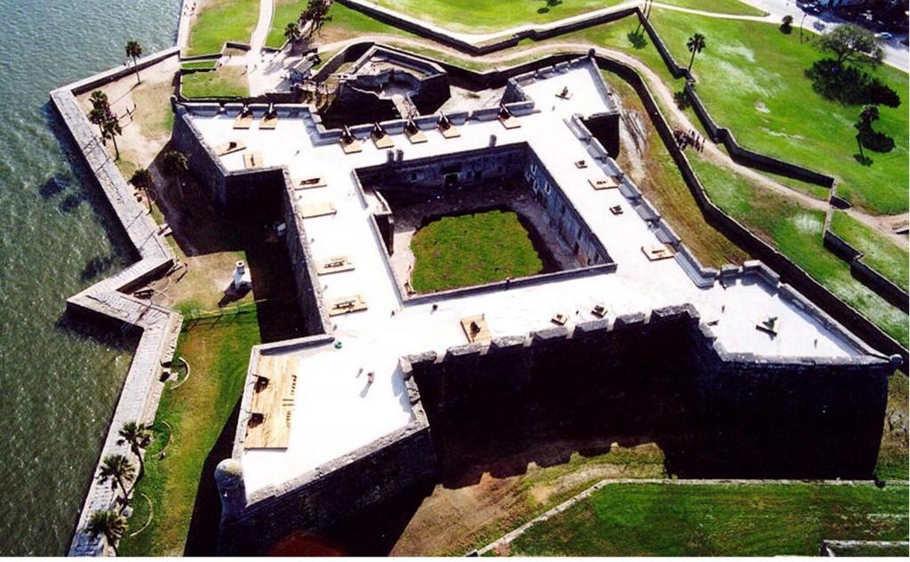 Castillo de San Marcos 1024x632 San Agustín la ciudad más española y antigua de USA
