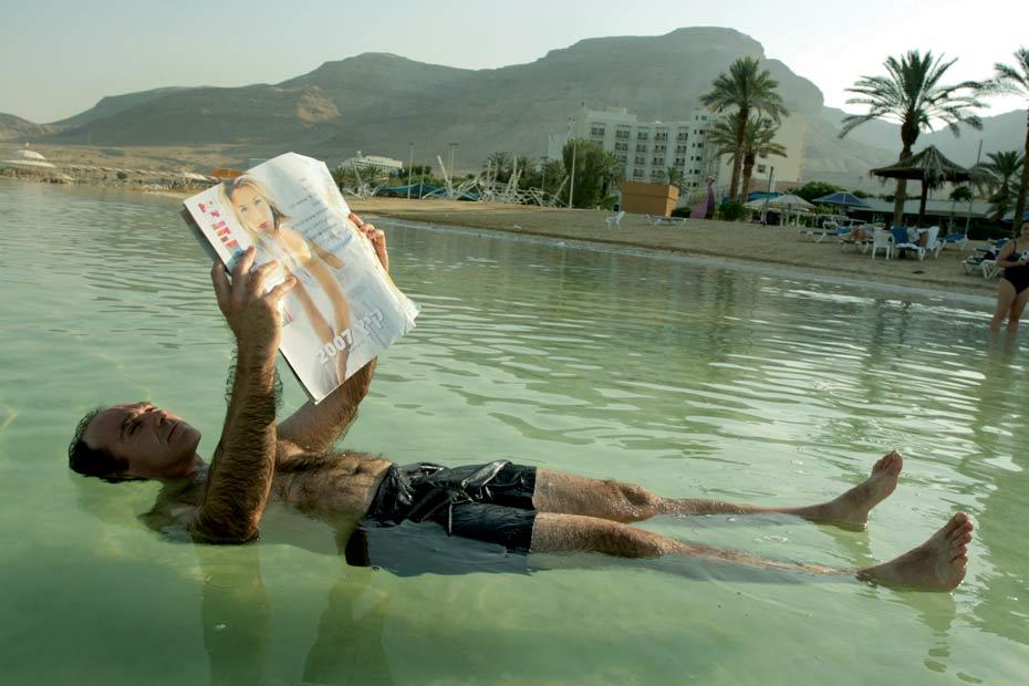 Mar Muerto Consejos para viajar a Israel